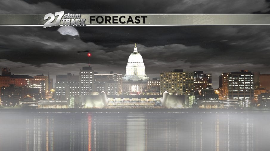 Widespread fog possible tonight and tomorrow AM