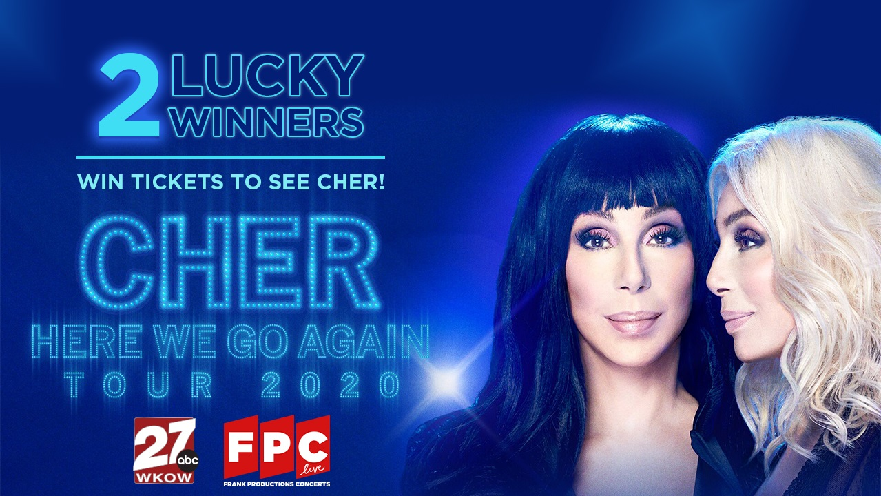 Win tickets to the Cher show coming to Madison