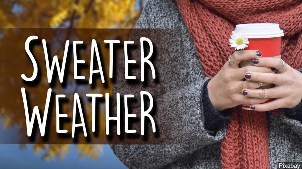 Unsettled and chilly weather pattern
