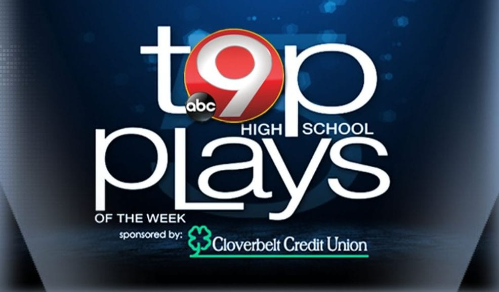 Top 5 Plays of the Week: Oct. 14, 2018
