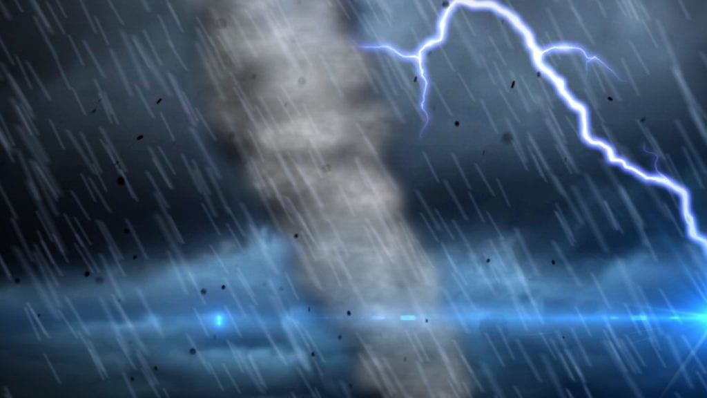 Severe weather safety tips to keep in mind during the storm