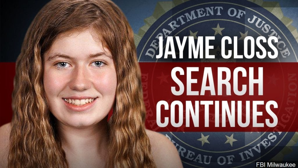 Missing Wisconsin girl, 13, at top of FBI's missing persons