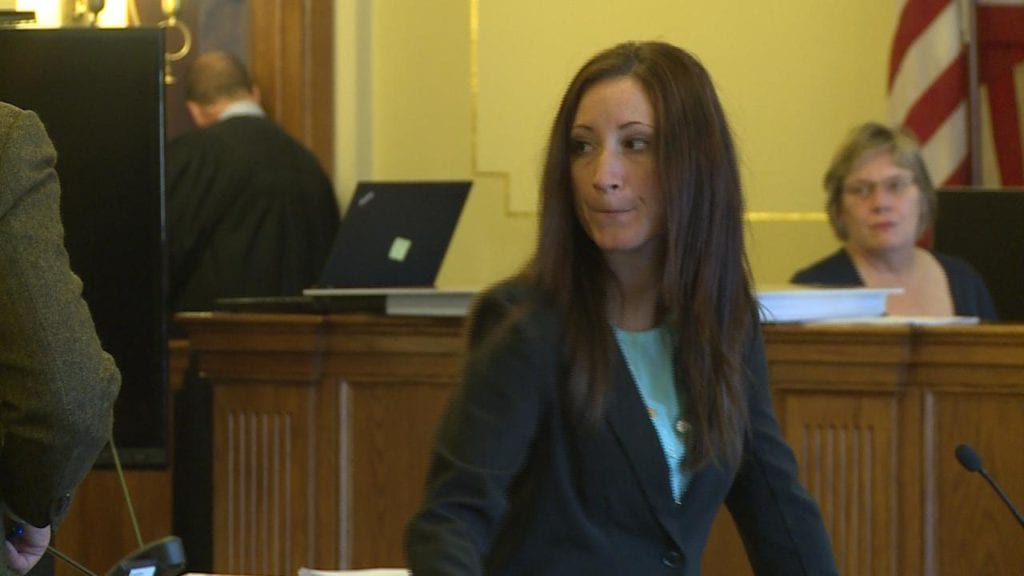 Woman to be sentenced in step-son's Oneida Co. death
