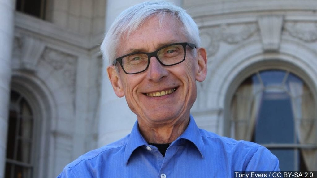 Evers 'exploring' Wisconsin joining lawsuit against Trump