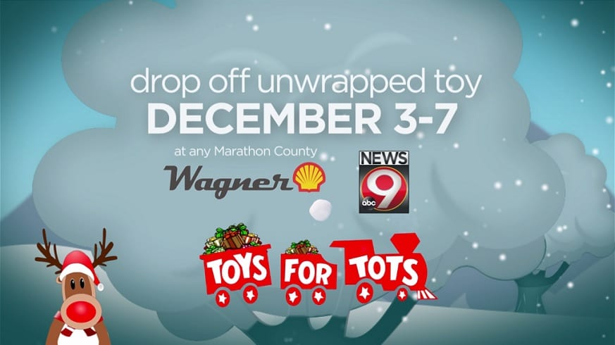 2018 Toys For Tots Campaign Waow