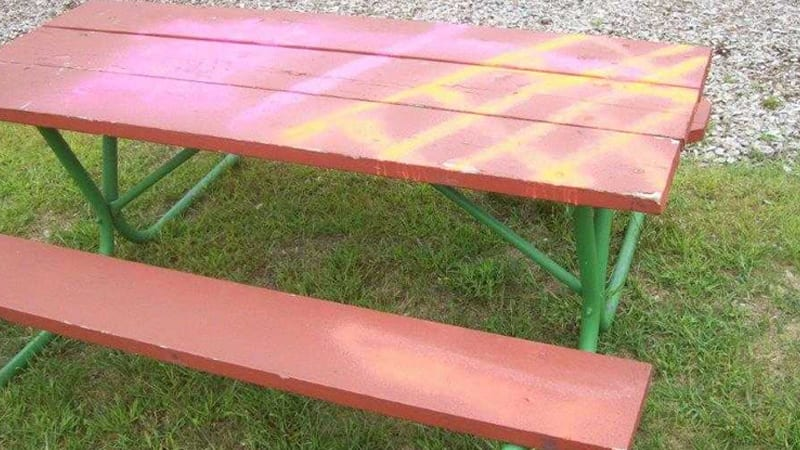 Portage Co. Crime Stoppers: Park vandalism