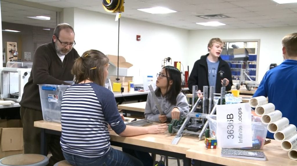 Wausau West to host robotics tournament for first time