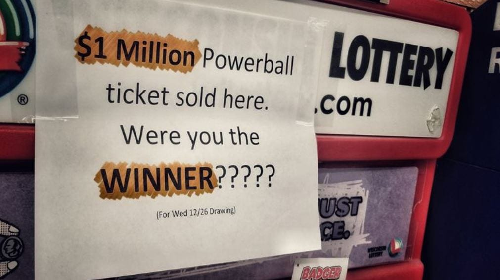 1 Million Powerball Ticket Sold At Waukesha Grocery Store Waow