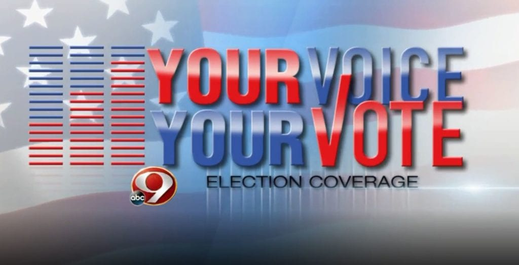 Spring primaries underway for some in central Wisconsin