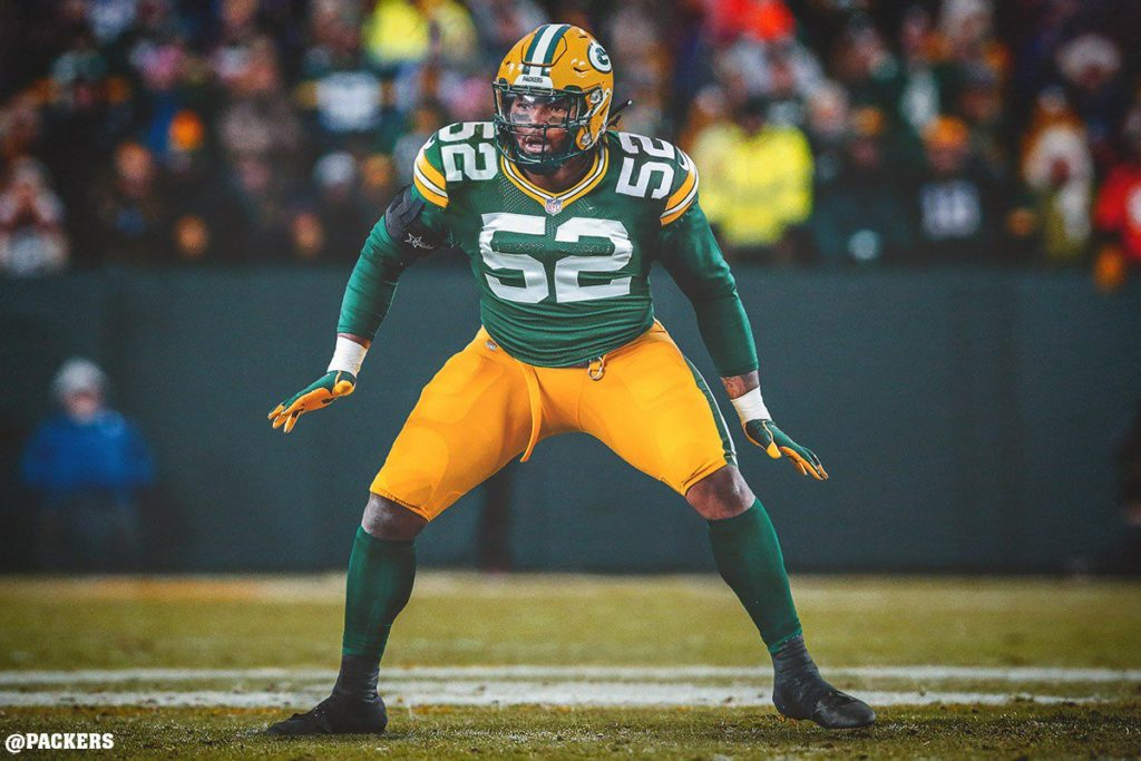 online store b7243 89ba5 Packers give away Clay Matthews jersey number - WAOW