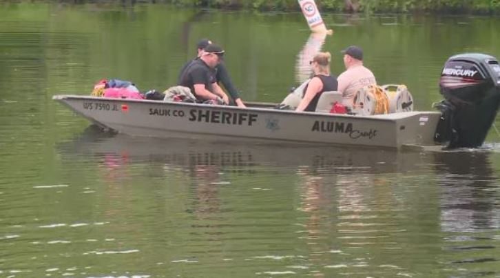 Body of missing boy found in Wisconsin River, Sheriff says