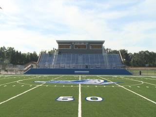 Amherst High School debuts new athletic facility