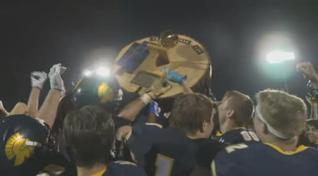 Sports Report: Friday, Sept. 20 – West Wins the Log Game