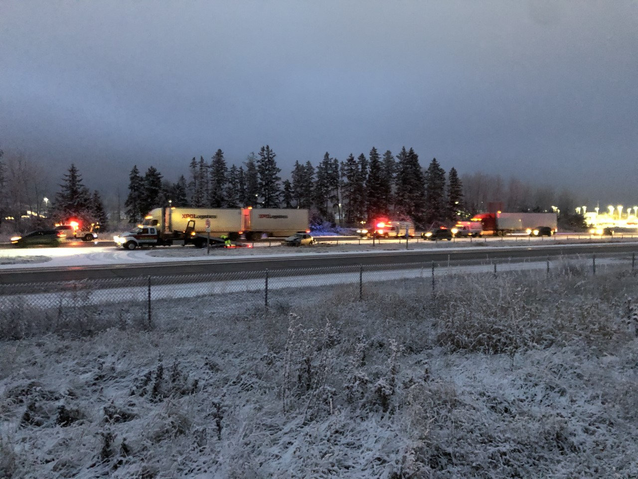 Granite Peak addresses early morning accidents - WAOW