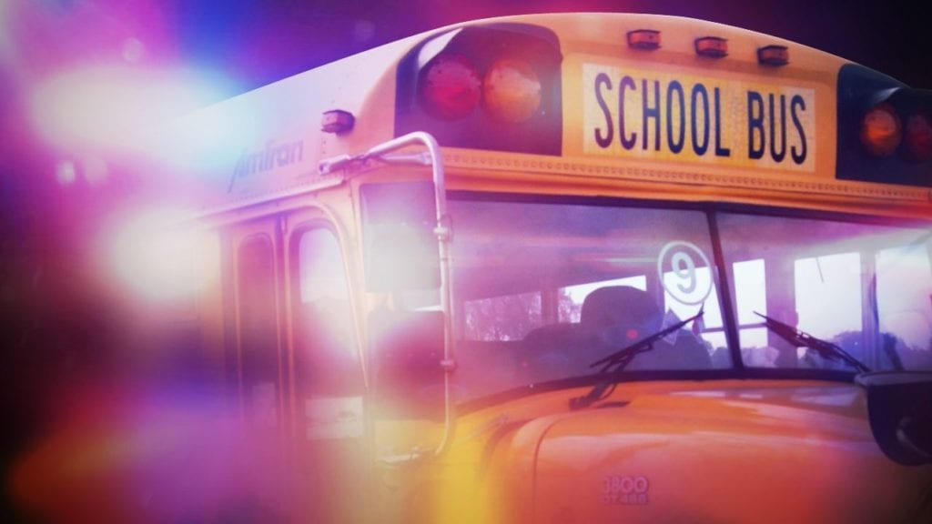 School bus carrying West Bend students involved in crash