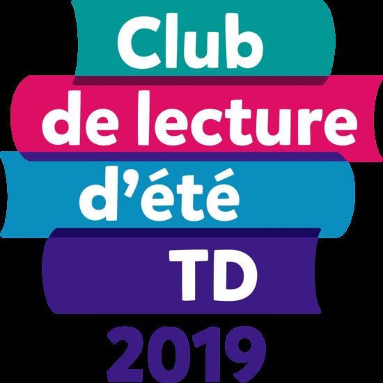 logo du club de lecture TD 2019