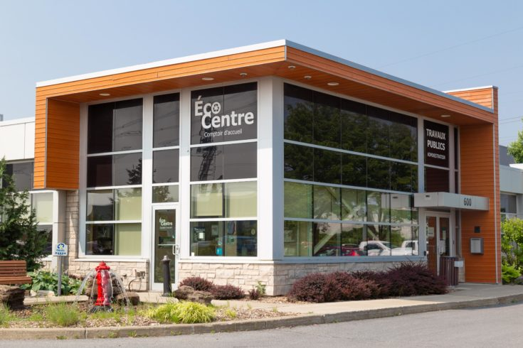 Écocentre Saint-Bruno