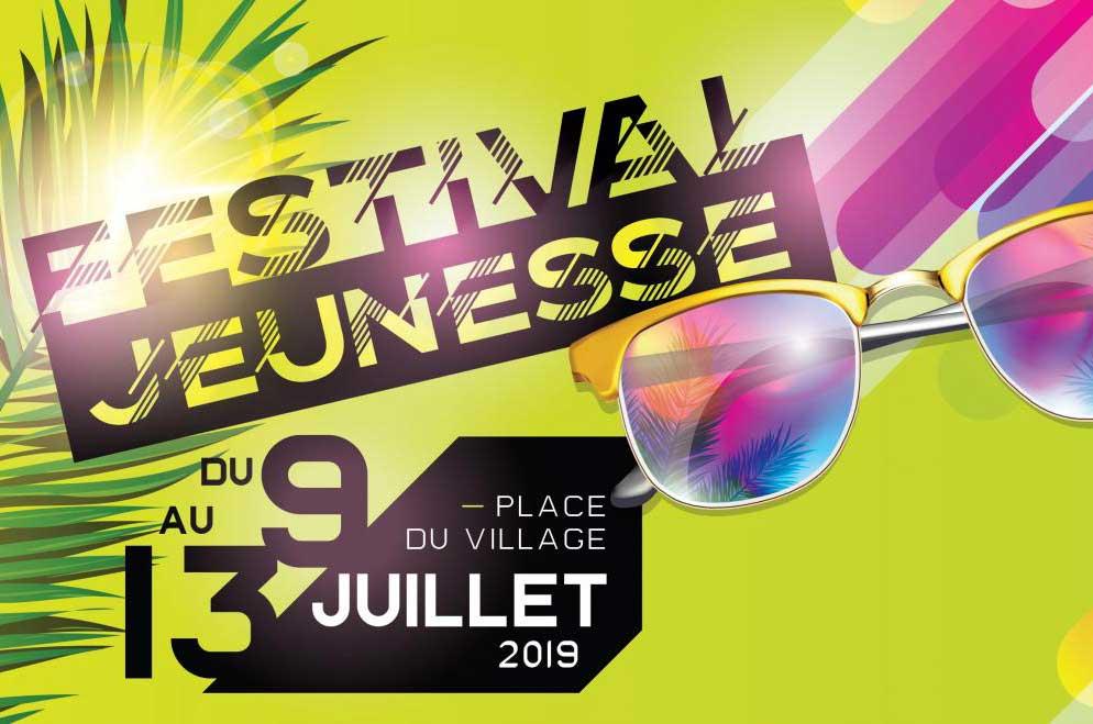 visuel du festival jeunesse