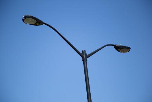 Remplacement des luminaires de rue