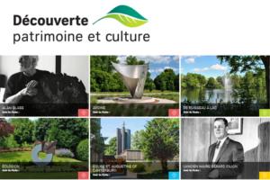 site patrimoine et culture