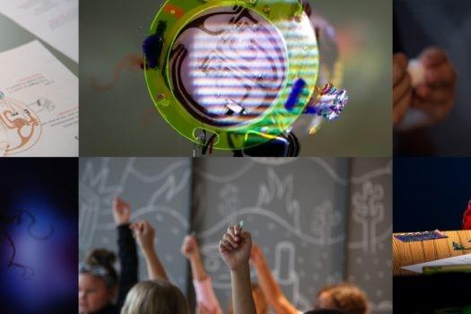 Atelier d'art numérique Électro-lucioles