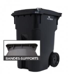 poubelle noire