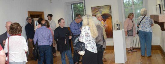 exposition des artistes locaux