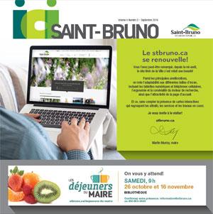 Ici Saint-Bruno, vol 4 no 3