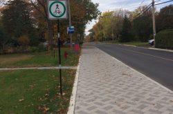 sentier multifonctionnel sur Montarville