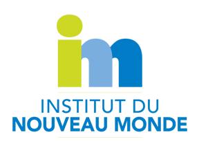 logo institut du nouveau monde