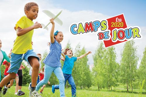 camps de jour 2020