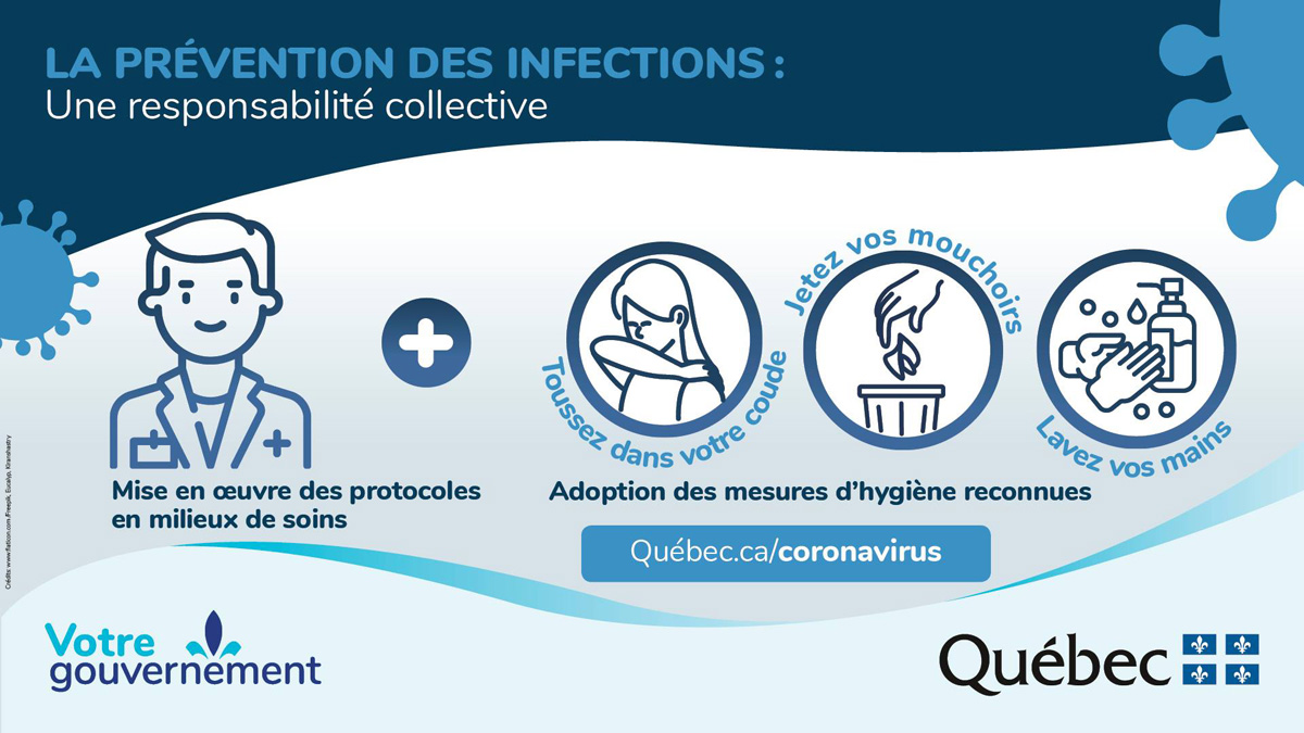 coronavirus mesures de prévention