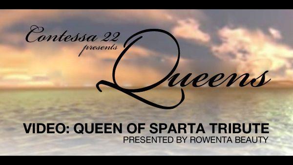 Contessa 22 Queen of Sparta
