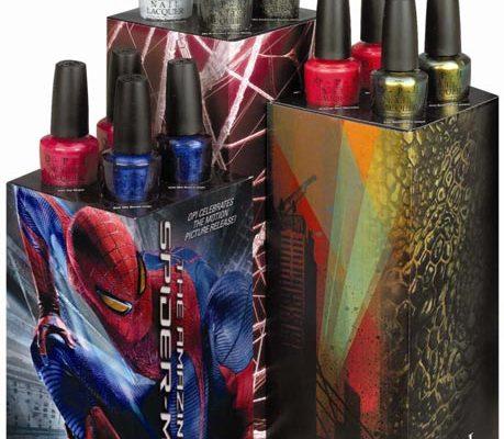 12 05 SpiderMan mails OPI contest salon magazine