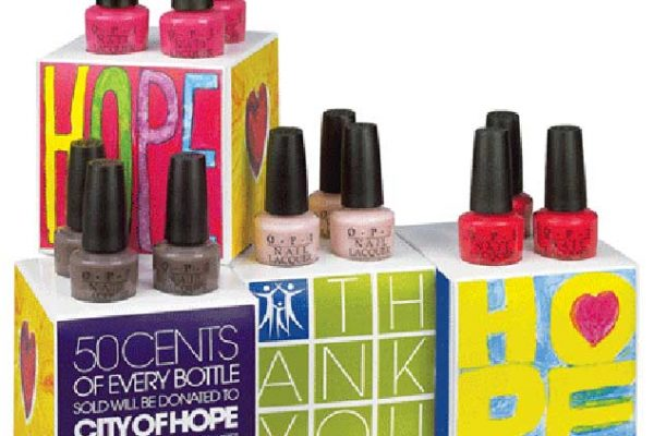 12 07 city of hope opi collection cosmoprof