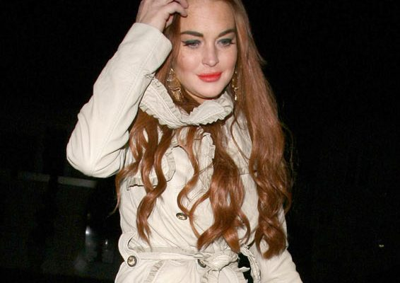 12 07 hair celebrity news lindsay lohan red kate middleton2