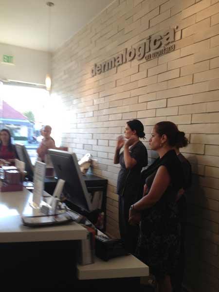 12 09 dermalogica symposium 2012 skin care 1