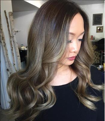 josie villay instagram hair