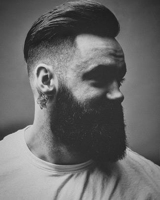 matty conrad instagram hair