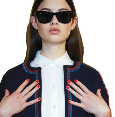 nail trends fashion week