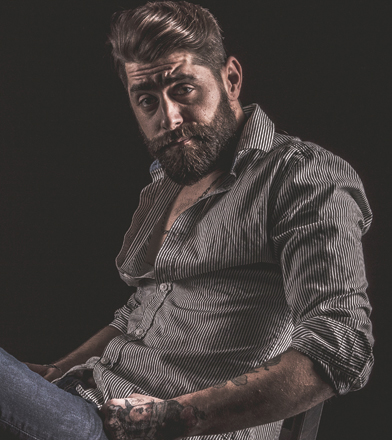 max fortin brave and bearded