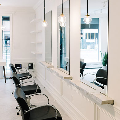A Closer Look at this Cozy Toronto-Based Salon