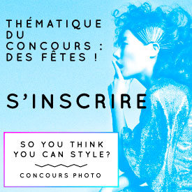 Notre concours « So You Think You Can Style? » Des Fêtes !