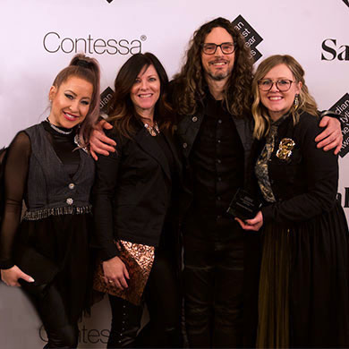 Contessa 2020: Q&A with Canadian Salon Team of the Year, Harmony Hair Care, led by Christopher Asta
