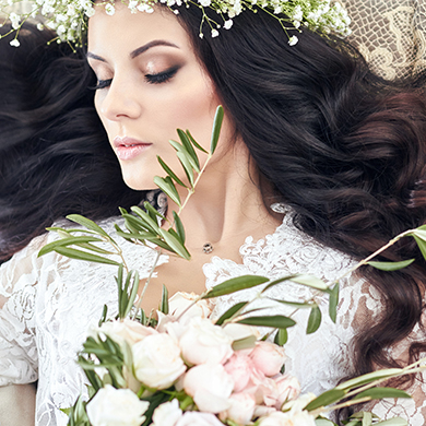 How Extensions Can Boost Your Bridal Business