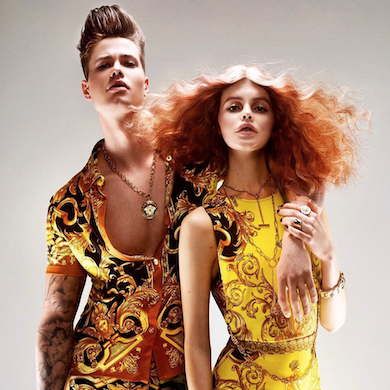 Baroque — Hair Collection by Mark Leeson