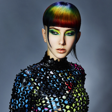 Abstraction — Hair Collection by Chrystofer Benson