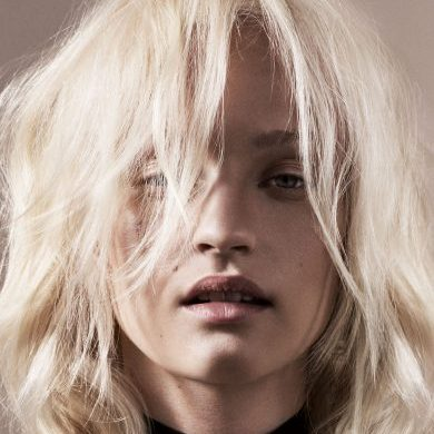 How-To: Create Kate Moss Inspired Waves by TONI&GUY's Cos Sakkas