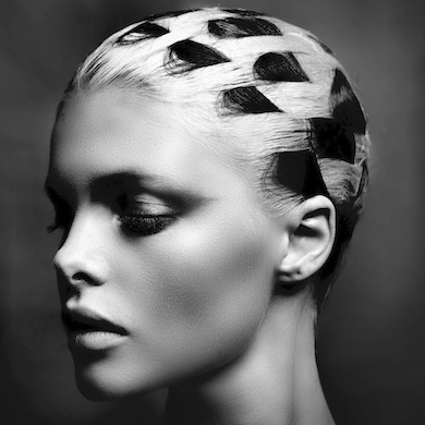 Parisian Couture — Hair Collection by Des Murray