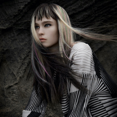 Nocturnal – Hair Collection by Angelo Seminara for Goldwell